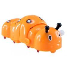 1 x wind up racing caterpillar scrunch bug, desk top toy, secret santa 27050