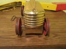 vintage marx tractor for parts