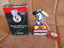 New ListingMidwest of Cannon Falls Mickey Mouse Hinged Box - Graduate
