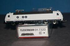 RF28] Fleischmann 917320, E-Lok Re 486 der Mittelthurgaubahn, weiß, ep. V-VI OVP