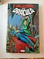 Tomb Of Dracula The Complete Collection Vol. 2 Marvel Graphic Novel TPB NM