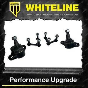 Whiteline Fr Roll Centre Bump Steer Correction Kit for Octavia Sandi Superb Yeti