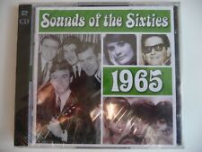 Time Life Sounds of the Sixties  1965 CD New Sealed  OVP Neu in Folie
