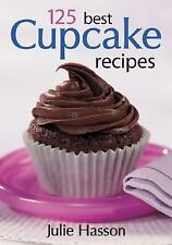 125 Best Cupcake Recipes-ExLibrary