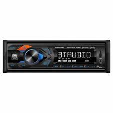 Dual XRM59BT 1 DIN In-Dash Bluetooth Digital Media Receiver w/ USB & AUX Inputs