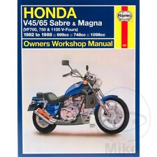 Honda VF 1100 C Magna V65 1983-1986 Haynes Service Repair Manual 0820