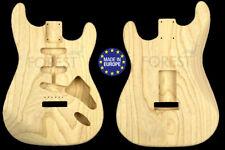 Fender Stratocaster ® 60s body Electric guitar 2 pieces Swamp Ash unique