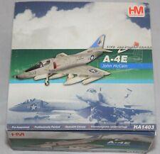 Hobby Master HA1403 A-4E Skyhawk USN VA-163 AH300 D5406 'John McCain' 1967 1:72