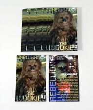 Lot of (50) 1998 LucasFilm Fan Club UK Star Wars Very Rare Card Chewbacca