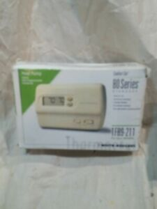 WHITE-RODGERS 1F89-211 NON-PROGAMMABLE THERMOSTAT