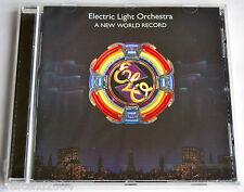 Electric Light Orchestra - A New World Record + 6 Bonus Tracks - CD * NEW *  ELO