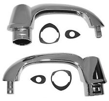 1953 1954 CHEVROLET & PONTIAC CAR EXTERIOR DOOR HANDLE SET ALL SEDANS