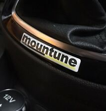 Mountune Domed Sticker Decal Ford Fiesta Focus St Line Rs Zetec S