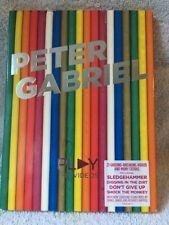 Peter Gabriel - Play: The Videos [DVD] Rare
