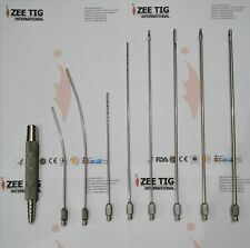 Liposuction Cannula set