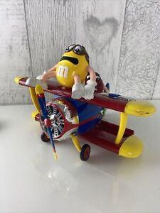 M&M candy dispensing toy plane