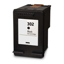 Refilled HP 302 Black Ink Cartridge HP302 F6U66AE
