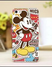 Vintage Retro Mickey Mouse Phone Case For iPhone 4/4s. Hard Plastic. Xmas