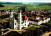 Basilika Ottobeuren , Benediktinerabtei , Ansichtskarte ungelaufen