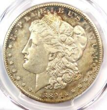1889-CC Morgan Silver Dollar $1 - Certified PCGS XF45 (EF45) - Near AU!