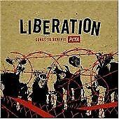 Various - Liberation Songs to Benefit PETA [ECD] (2003) CD NEW/SEALED SPEEDYPOST