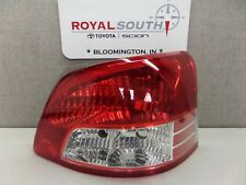 Toyota Yaris Right Rear Tail Light Lamp Genuine OEM OE