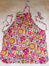NWT Vera Bradley APRON in CLEMENTINE 18761-152 adult kitchen cooking bbq