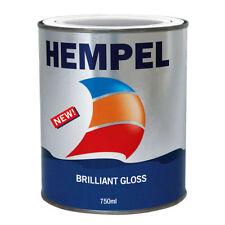 23,98€/l // Hempel Brilliant Gloss brittania blue blau // 750ml 1K Bootslack