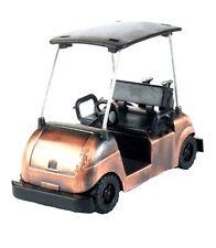 Golf Cart Die Cast Metal Collectible Pencil Sharpener