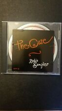 The Cure Radio Sampler Promo CD PR 2071-2 Elektra Rare OOP