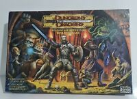 Dungeons and Dragons Board Game D&D Fantasy Adventure by Parker 99% Complete