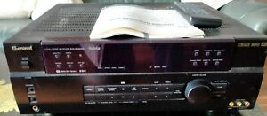 "Sherwood RVD 8090RDS AV Amplifier 5 outputs @ 100W per Channel In Good ""Used"" Co"