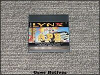 A.P.B. Game Only - Atari Lynx - FREE SHIPPING!