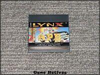 A.P.B. Game Only - Atari Lynx - FREE SHIPPING!