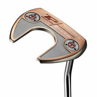 """TAYLORMADE GOLF TOUR PREFERRED TP PATINA ARDMORE 2 PUTTER 35"""" + SUPERSTROKE GRIP"""