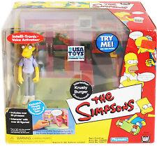 The Simpsons Interactive KRUSTY BURGER Environment PLAYSET PLAYMATES