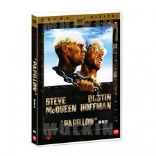 Papillon (1973) DVD - Steve McQueen, Dustin Hoffman (New *Sealed *All Region)