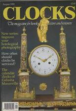 CLOCKS. Galusha Maranville. Belmont. Longases Crown Motif. USSR clock HL6.1042
