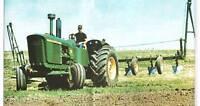 John Deere model 5020 tractor GREEN magazine - Scale miniature Model A Tractor