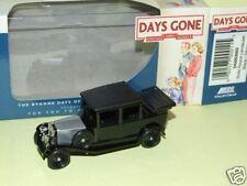 Rolls Royce Landaulet Corgi Lledo Days Gone voiture