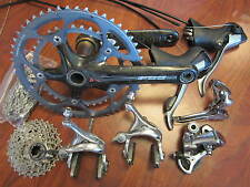 SHIMANO ULTEGRA 6600 GROUP GROUPPO COMPLETE BUILD KIT 10 SPEED FSA CARBON DOUBLE