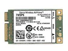 DELL 5570 DW5570 WWAN Mobile Broadband GPS HSPA+ Mini Card 42 Mbps , 7W5P6
