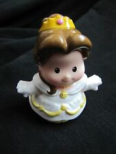 NEW Fisher Price Little People Disney PRINCESS BELLE Wedding BRIDE CASTLE Kingdo