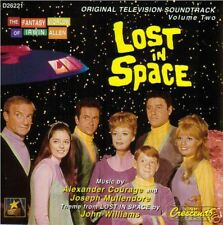 Lost In Space-1966-Vol 2-TV Series-Original Soundtrack CD