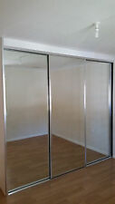 Built-in Wardrobe Sliding Doors *Made to Measure* up to 3.6M