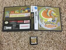 POKEMON HEARTGOLD VERSION ( HEART GOLD ) - NINTENDO DS , DSI , 3DS , RARE