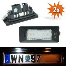 LED SMD Kennzeichenlicht Kennzeichenbeleuchtung VW Passat Variant 3G5 365 3C5 PN