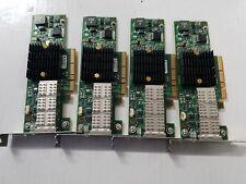 Mellanox MHQH19B-XTR ConnectX-2 VPI 10GbE InfiniBand 40Gbps PCIE Network Card LP