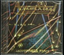Agent Steel Unstoppable Force Brazil CD new