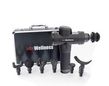(PRE-ORDER NOW, avail 10-14 days) VBX Pro Handheld Massage Therapy Gun Reg $499